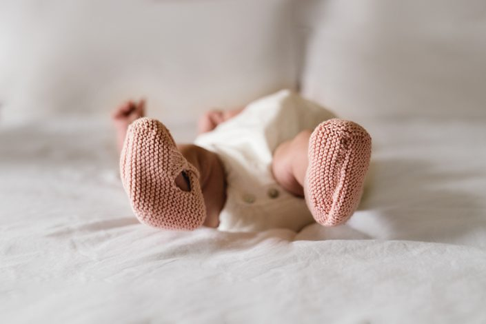 Helen Rowan Photography Chesterfield Newborn Relaxed tiny booties