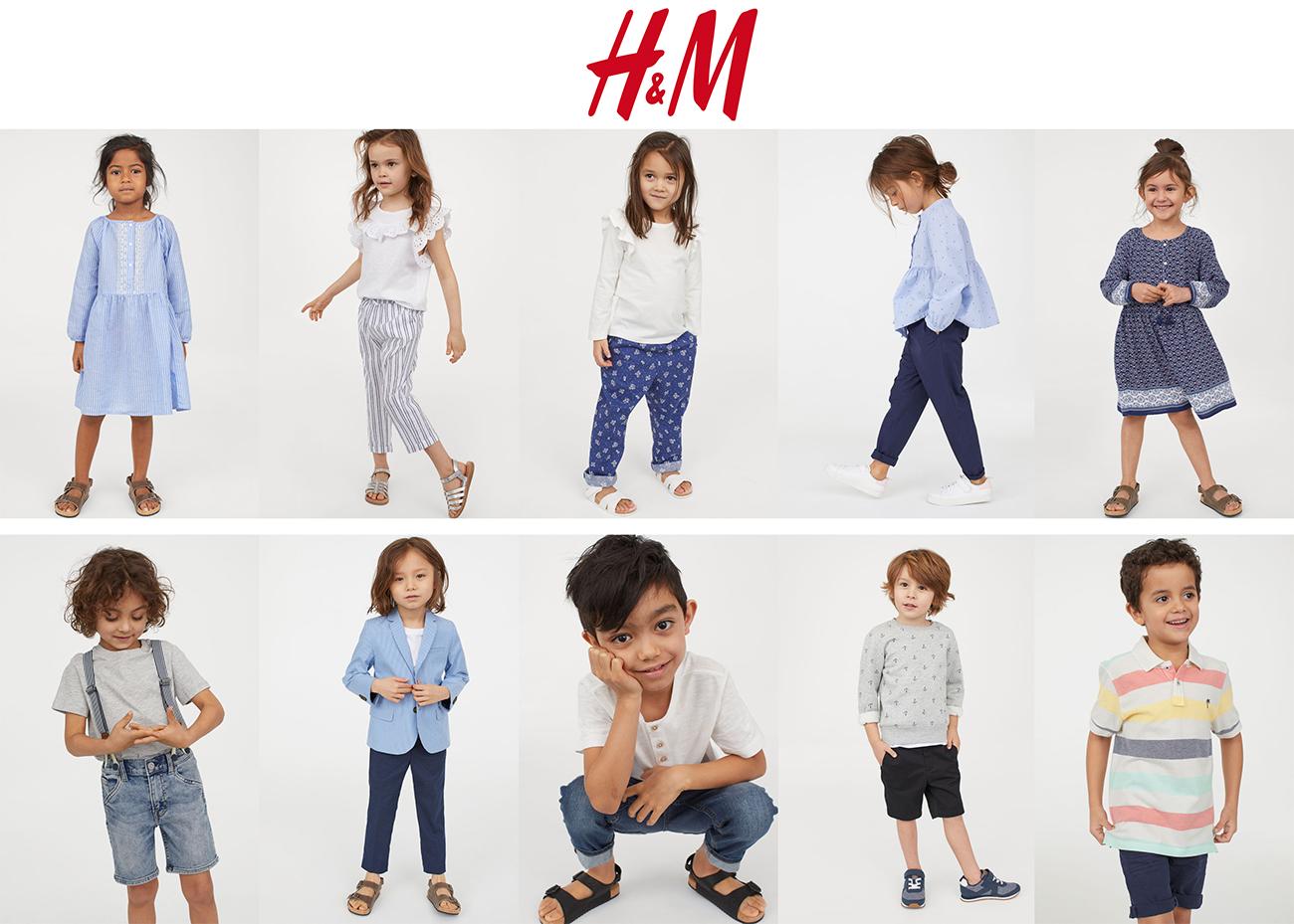 H&M Outfit Guide Bluebells Helen Rowan Photography