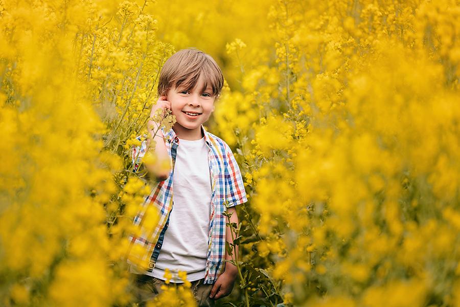 Helen Rowan Photography Yellow Oil Seed Field Spring 5