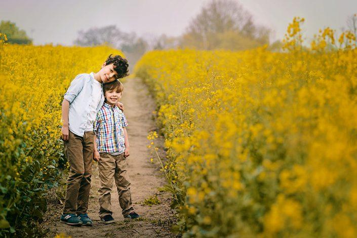 Helen Rowan Photography Yellow Oil Seed Field Spring 7