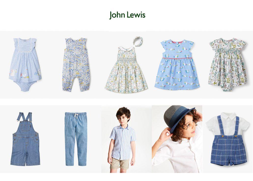 John Lewis Outfit Guide Bluebells Helen Rowan Photography