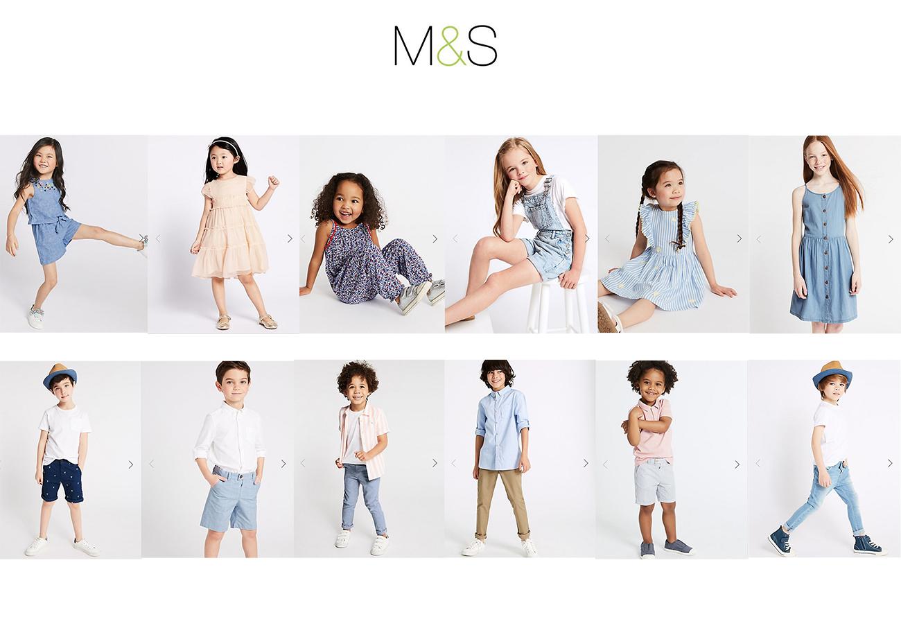 M&S Outfit Guide Bluebells Helen Rowan Photography