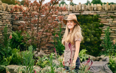 Emily Barnes – Chatsworth RHS Flower Show